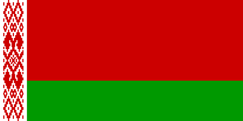 the flag of Belarus high resolution