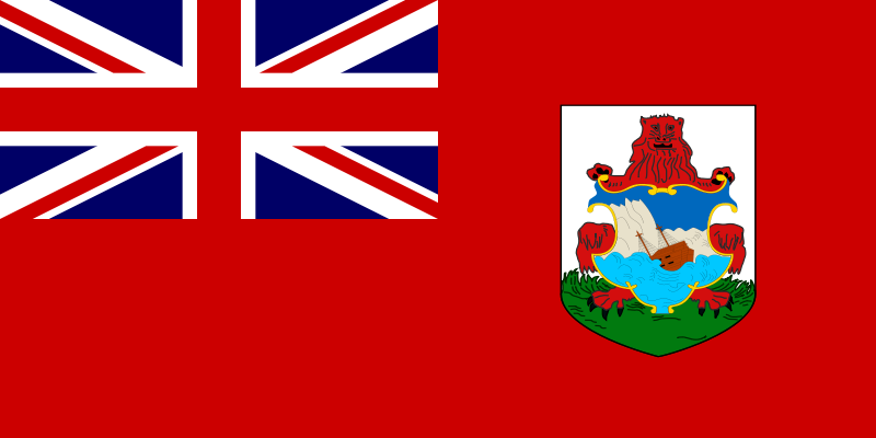 the flag of Bermuda high resolution