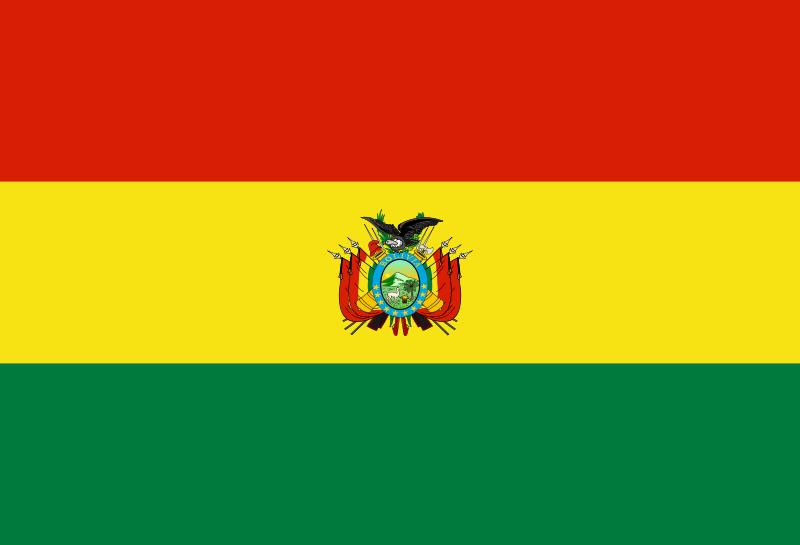 la bandera de Bolivia en gran resolucion