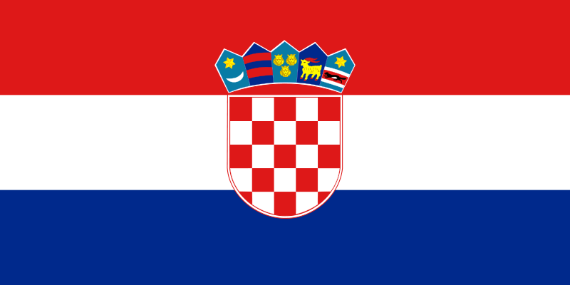 the flag of Croatia high resolution