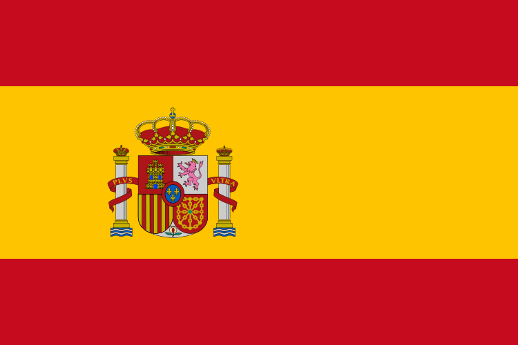 the flag of Spain high resolution
