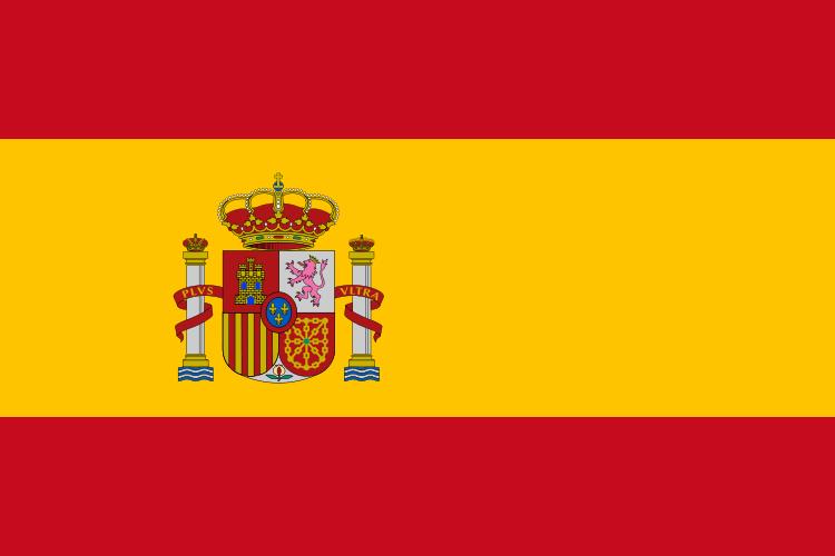 bandeira Espanha em alta resolução