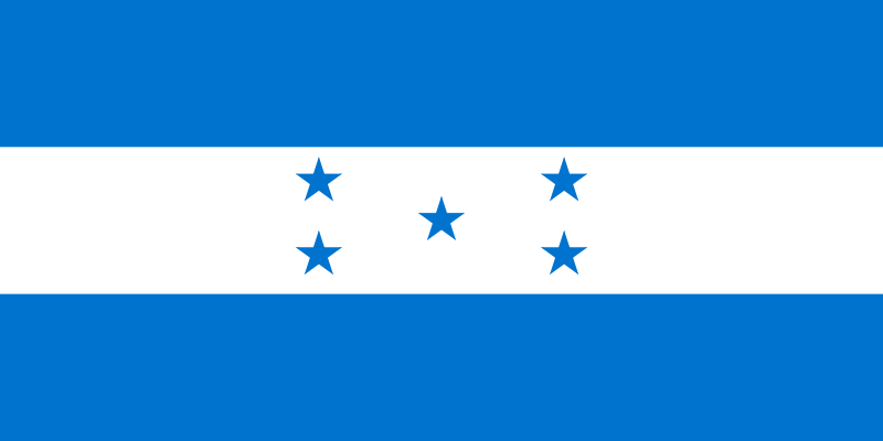 the flag of Honduras high resolution