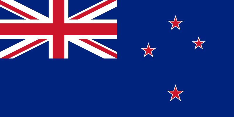 la bandera de Nueva Zelanda en gran resolucion