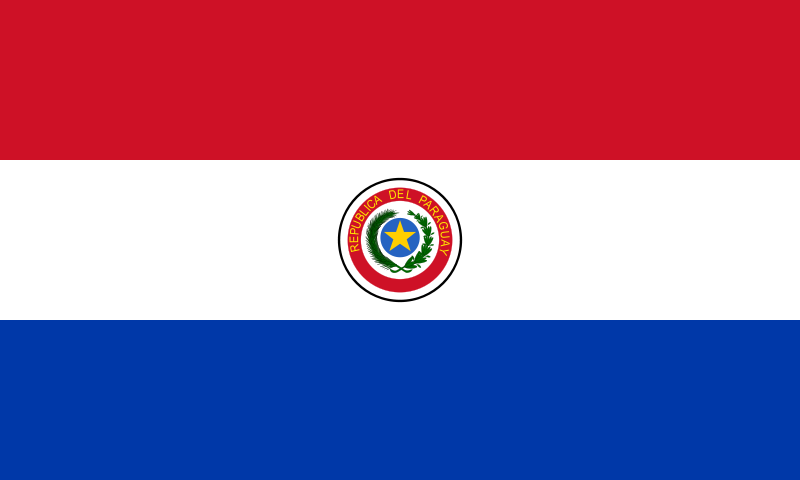 the flag of Paraguay high resolution