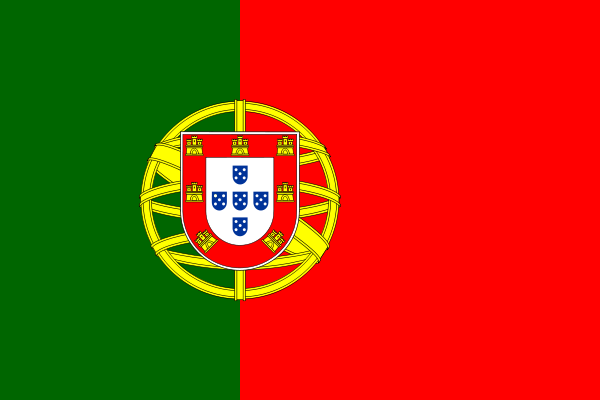 the flag of Portugal high resolution