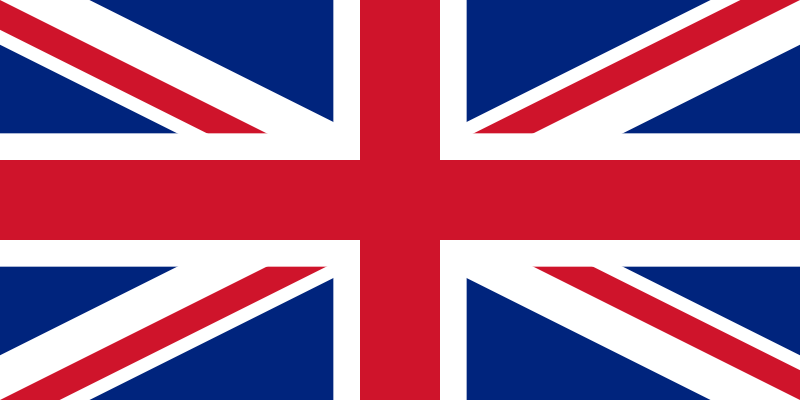 Reino Unido Bandera y Escudo Bandera de Reino Unido