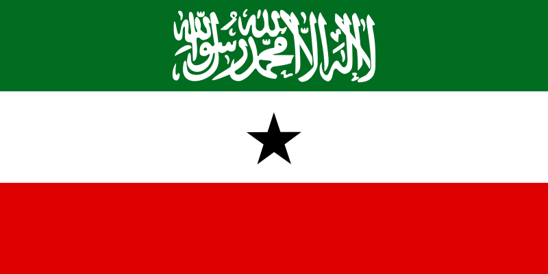 the flag of Somaliland high resolution