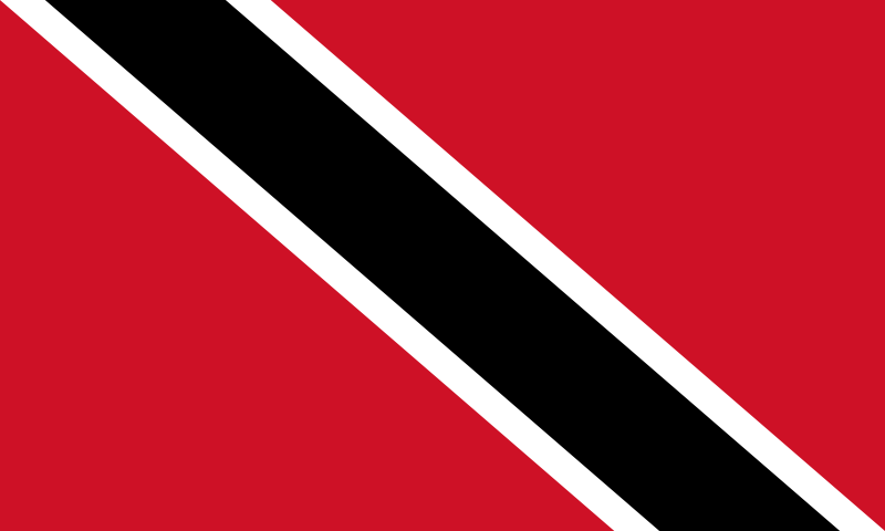 the flag of Trinidad and Tobago high resolution