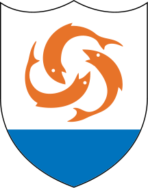 el escudo de Anguila en gran resolucion
