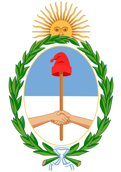 coat of arms of Argentina high resolution