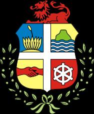 el escudo de Aruba en gran resolucion