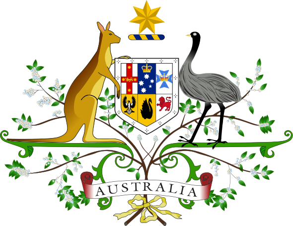 coat of arms of Australia high resolution