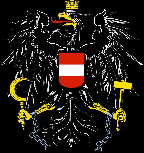 el escudo de Austria en gran resolucion
