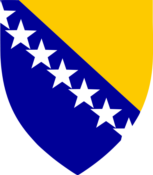 coat of arms of Bosnia and Herzegovina high resolution
