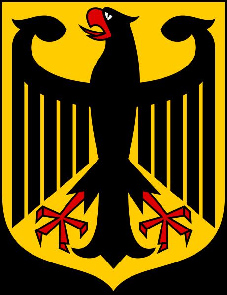 el escudo de Alemania en gran resolucion