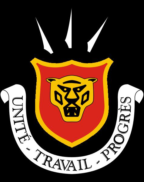 coat of arms of Burundi high resolution