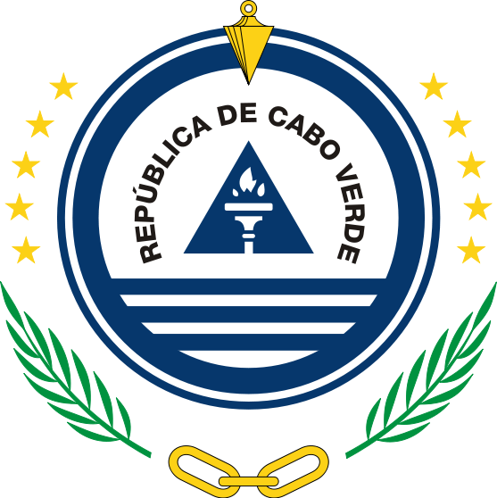 coat of arms of Cape Verde high resolution