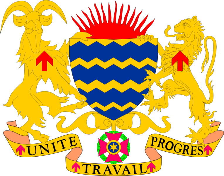 coat of arms of Chad high resolution