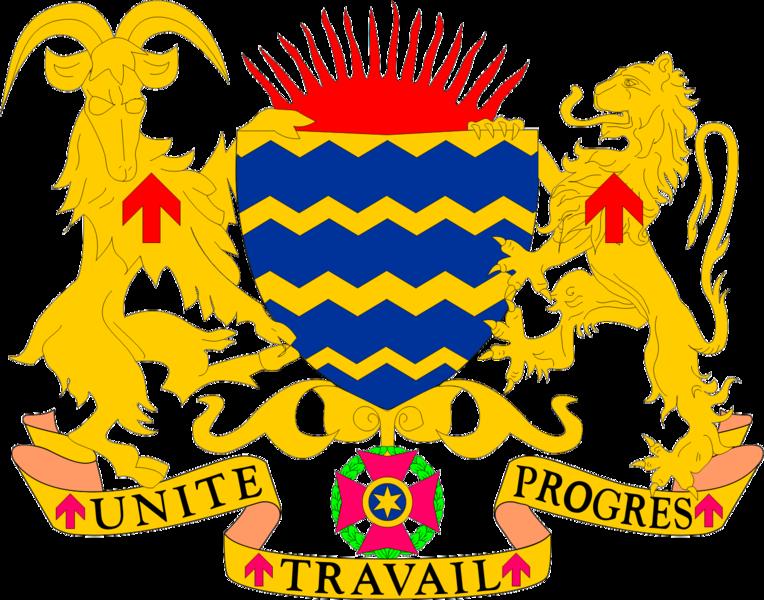 blason de Tchad haute résolution