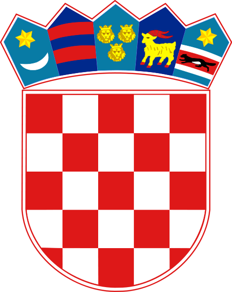 coat of arms of Croatia high resolution