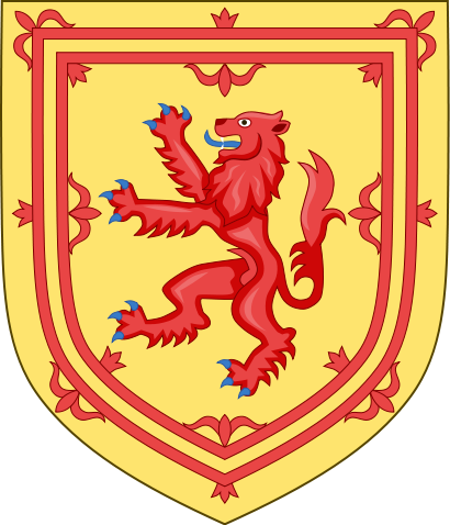 coat of arms of Scotland high resolution