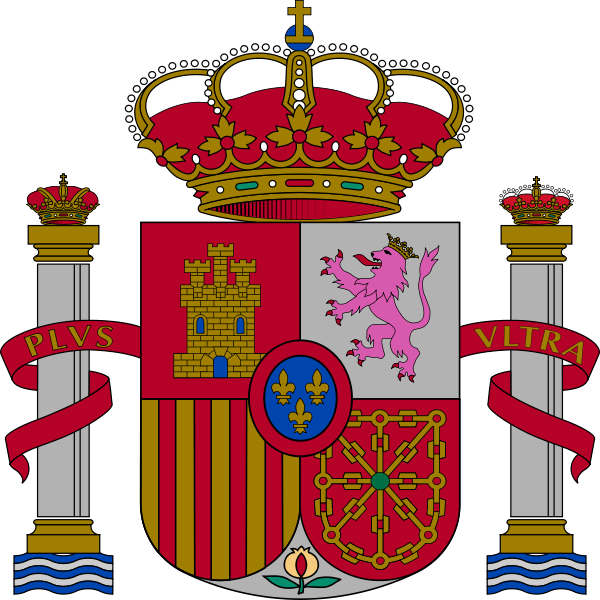 coat of arms of Spain high resolution