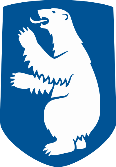 coat of arms of Greenland high resolution