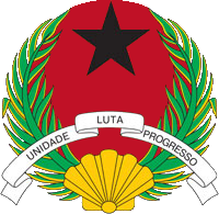 coat of arms of Guinea-Bissau high resolution