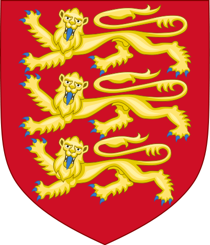 coat of arms of England high resolution