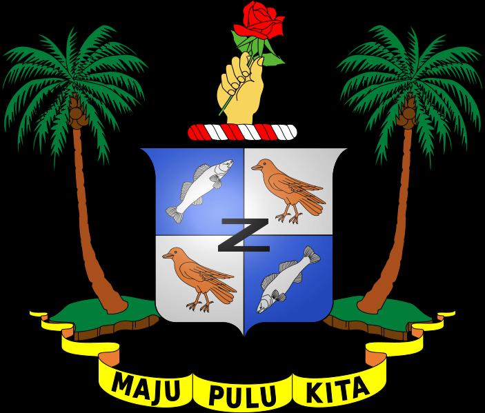 el escudo de Islas Cocos en gran resolucion