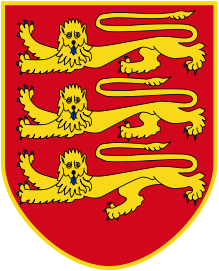 coat of arms of Jersey high resolution