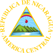 coat of arms of Nicaragua high resolution