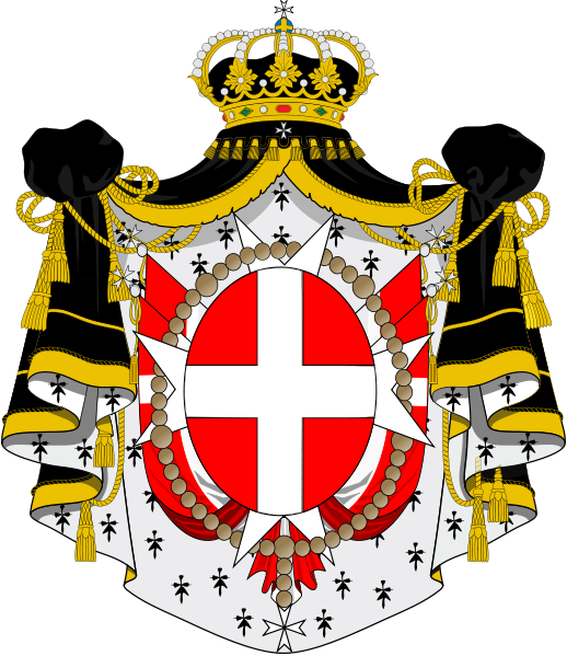 el escudo de Orden de Malta en gran resolucion