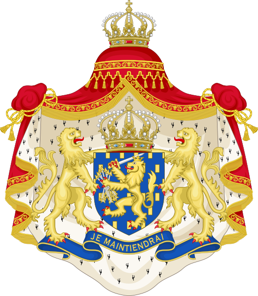coat of arms of Netherlands high resolution