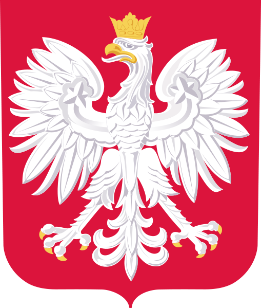 coat of arms of Poland high resolution
