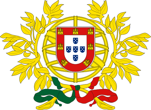 coat of arms of Portugal high resolution