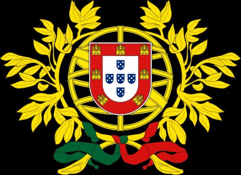 el escudo de Portugal en gran resolucion