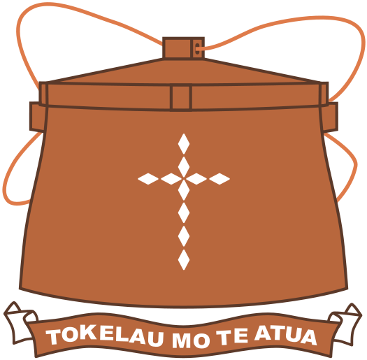 coat of arms of Tokelau high resolution