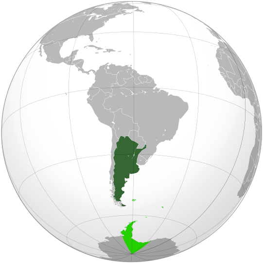 location of Argentina high resolution