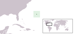 location of Bermuda high resolution