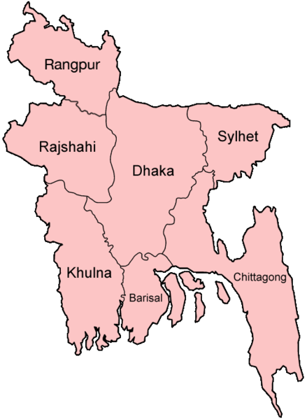 map of Bangladesh high resolution