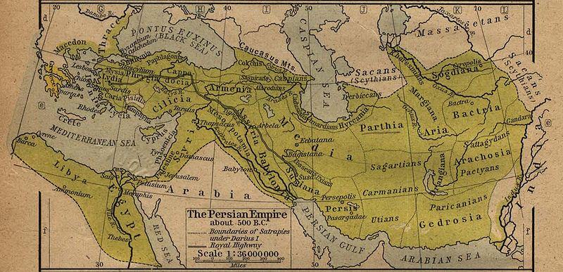 mapa  Irão em alta resolução