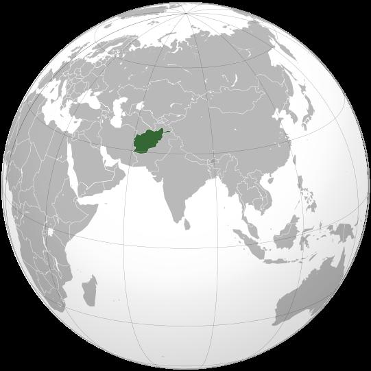 la situacion de Afganistán en gran resolucion