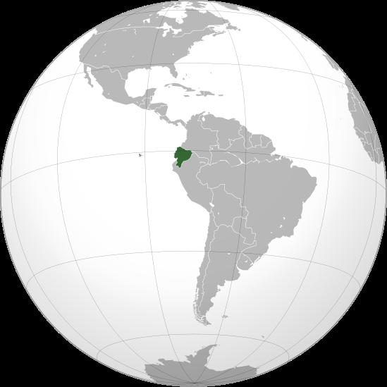 a situação dos Equador em alta resolução