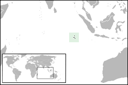 location of Cocos Islands high resolution