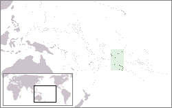 location of Cook Islands high resolution