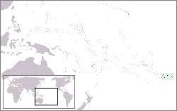 location of Pitcairn Islands high resolution