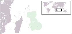 location of Mauritius high resolution