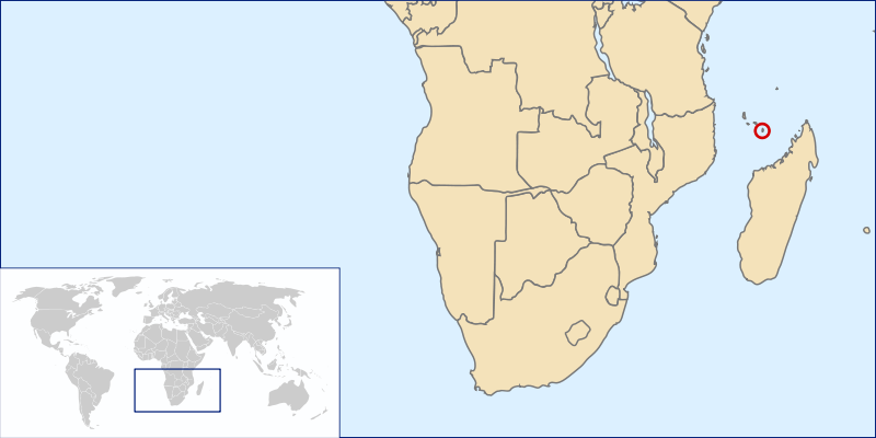 location of Mayotte high resolution